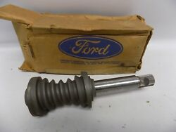 New Oem 1980 And Up Ford Medium Heavy Truck Steering Gear Column And Worm Assembly