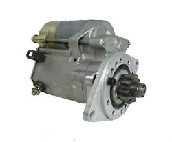 New Gear Reduction Starter For Triumph Late Tr3a And Tr3b Tr4 Tr4a Best Quality