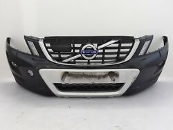2009 Volvo Xc60 Front Bumper With Grill R-design 30763408