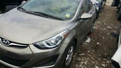 Heater Climate Temperature Control Sedan Without AC Fits 14-15 ELANTRA 1177042