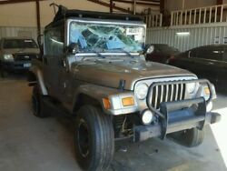 Heater Climate Temperature Control LHD With AC Fits 99-05 WRANGLER 1383044