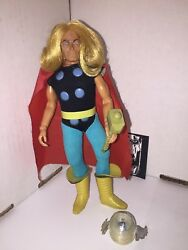 Mego 8 1970s Wgsh The Mighty Thor Complete All Original Marvel Comics