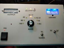 1kw    HF and 6 m.LINEAR POWER AMPLIFIER