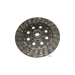 Sba320400374 Transmission Clutch Disc For Ford/ New Holland Compact Tractor 1720