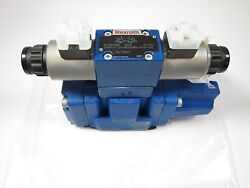 New Rexroth 4wrz 10e85-51 Proportional Directional Valve Rolls Royce