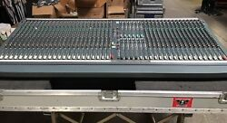 Soundcraft Sm12x40 Monitor Console With Power Supply And Case