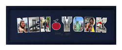 New York Custom Photo Collage Vacation Memories Gift New York Souvenirs