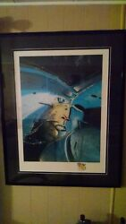 Christian Reese Lassen Limited Edition Artist Proof Print 12 Out Of 25