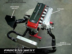 Process West Stage 2.5 Intercooler Packages For Ford Ba / Bf