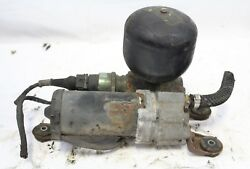 1995-2002 Range Rover ABS Pump Brake Booster ANTI LOCK ACCUMULATOR Used