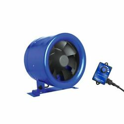 Hyper Fan 200mm + Speed Controller  - Hydroponic Duct Vent Fan Exhaust Suction