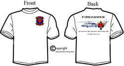 Hsc-85 Firehawks Hh-60h Squadron T-shirt, Crew Neck, Hoodie, Polo, Or Hat