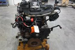 2015 DODGE 2500 3500 6.7L CUMMINS DIESEL ENGINE 13-17