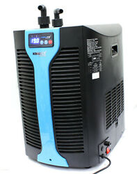 Water Chiller 12 HP Refrigeration Unit for Hydroponic Fish Tank 53-185 Gallon