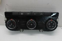 2013 Volkswagen Tiguan S 4dr 2.0t Gas Heater AC Climate Control 7N0907426BT