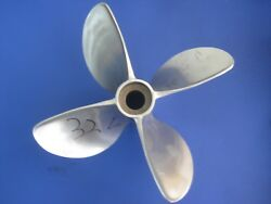 Signature Eagle Propeller 15 X 32 For Mercury V-6 Outboards Left Hand