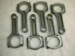 Corvair Very Rare Jahns Forged I Beam Rods With Vw Pins For 92and039s And 94and039s.