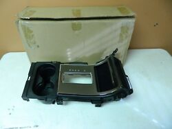 New Oem 2011-2012 Ford Lincoln Mkx Console Panel Assembly Ba1z-78045a76-aa