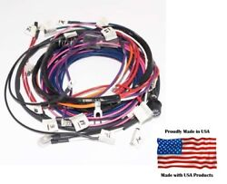 Complete Wiring Harness Allis Chalmers D17 Gas Tractor Series Iv Generator