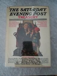 Norman Rockwell The Saturday Evening Post Treasury Book 1954 By Simon And Schuster