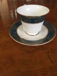 Royal Doulton Carlyle Cups And Saucers