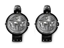 OE Replacement Fog Lights Set For 2011-15 Mini Cooper Countryman R60 Paceman R61
