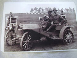 191 Hupp Motor Car Us Army Infantry 11 X 17 Photo Picture
