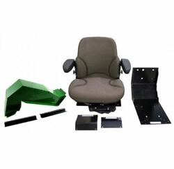 Air Suspension Seat John Deere 4030 4230 4430 4630 With Seat Well / Extension