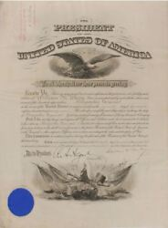 William Mckinley Document Signed - Appoints Medal Of Honor Recipient To General