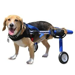 Dog Wheelchair - For Medium Dogs 26-50lbs - By Walkinand039 Wheels