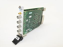 National Instruments Pxi-4462 4 Inputs Provides Technical Support