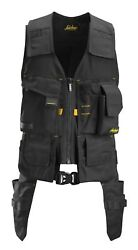 Snickers 4250 Allroundwork Tool Vest Bnwt Free Delivery