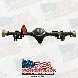 New Rear Axle 4wd Chrysler 9.25 4.10 Ratio Locking 09-10 Dodge 1500 Ram Pickup