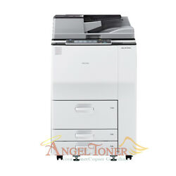 Ricoh Aficio MP 7502 MFP Black & White Laser Copier Printer Scanner A3 75 PPM