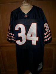 New Walter Payton Chicago Bears 1985 Mitchell And Ness Nostalgia Throwback Jersey