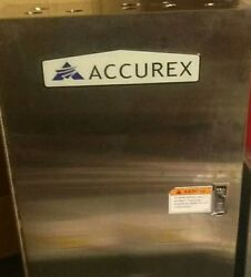 ACCUREX Make Up Air & Exhaust Fan Electronic Control Module W. Temp. Monitor