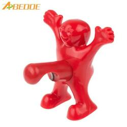 ABEDOE Novelty Body Shape Red Wine Bottle Openner Adult Party Gag Gift Sir Perky