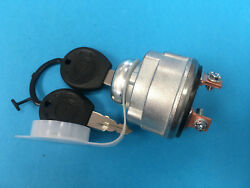 Ford Compact Tractor Ignition Key Switch 1700 1710 1900 1910 2110 Sba385200331