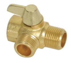 New Camco (37463) RV Camper Replacement Water Heater Tank 3-Way By-Pass Valve