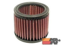 Kandn Round Spec Air Filter For 3-7/8od 2-7/8id E-3130