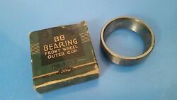 Vintage Nos Ford Front Wheel Bearing Outer Wheel Bearing Cup Bb-1217