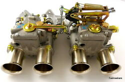 Weber Twin 45 Dcoe Carburettor Kit Bmw 2002 Assembled Ready To Fit