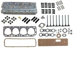 Cylinder Head Kit Ford 900 901 941 950 951 960 961 971 981 Tractor 1/2