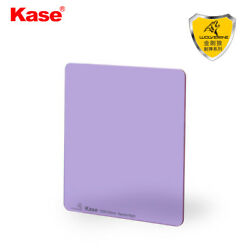 Kase 100x100mm 150x150mm Natural Night Clear-night Light Pollution Filter Glass