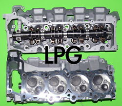 2 LPG CHRYSLER DODGE JEEP CHEROKEE 4.7 SOHC DUAL PLUG CYLINDER HEADS NO CORE