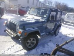 Heater Climate Temperature Control LHD With AC Fits 99-05 WRANGLER 346880