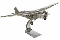 Tin Goose Ford Trimotor Airplane Model 26 Fully Built Aircraft Home Decor Ap452