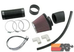 Kandn Performance Air Intake System For Ford Escort Iv L4 F/i - 89-90 57-0022