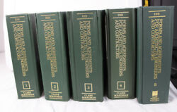 Forms And Agreements For Architects Engineers And Contractors 1996 5 Volumes