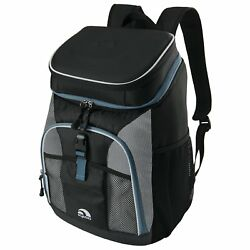 Igloo 59986 Maxcold Cooler Backpack Eva Molded Top Zipper Compartment Brand New